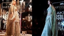 This is how Deepika Padukone and Kareena Kapoor Khan made Lakme Fashion Week's Grand Finale a night to remember!