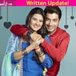 Kasam Tere Pyar Ki 25th October full episode written update: Tanuja gets locked in Rishi's bathroom and they get close