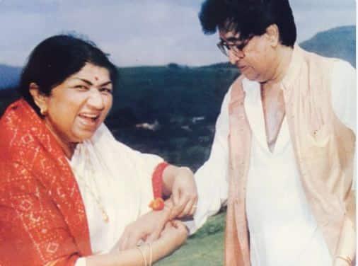 Lata Mangeshkar tweets Happy Rakshabandhan with the eternal song, Bhaiyya Mere!