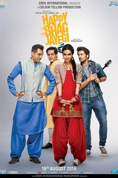 Happy Bhag Jayegi box office collection day 1: Diana Penty, Jimmy Shergill and Ali Fazal starrer mints Rs 2.32 crore