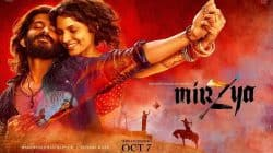 Anil Kapoor shares new 'poetic' poster of son Harshvardhan's Mirzya!
