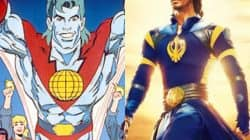Is Tiger Shroff's A Flying Jatt INSPIRED by popular cartoon character Captain Planet?