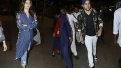 Alia Bhatt and Varun Dhawan return from Dream Team Tour; to start shooting for Badrinath Ki Dulhania – view pics