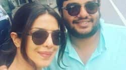 Priyanka Chopra says brothers are best friends with a Rakshabandhan selfie