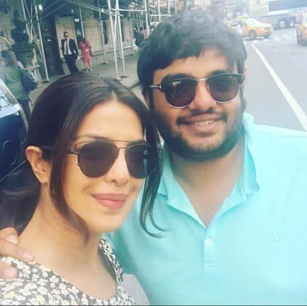Priyanka Chopra says brothers are best friends with a Rakshabandhan selfie