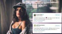 Richa Chadha's response to a troll who slammed her for siding with Fawad Khan is EPIC!