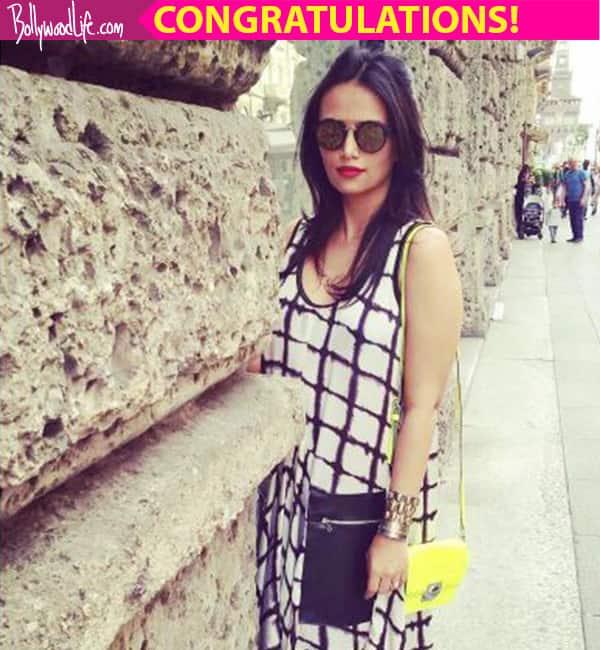 Roshni Chopra blessed with a baby boy! - Bollywoodlife.com