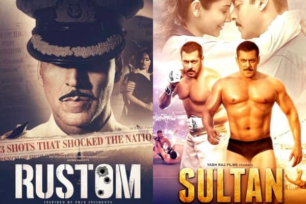 Akshay Kumar's Rustom becomes the second HIGHEST first week grosser of 2016 after Salman Khan's Sultan!