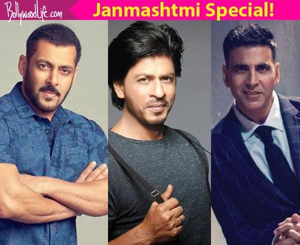 Shah Rukh Khan, Salman Khan, Akshay Kumar- 5 actors who are perfect to be Krishna of Bollywood