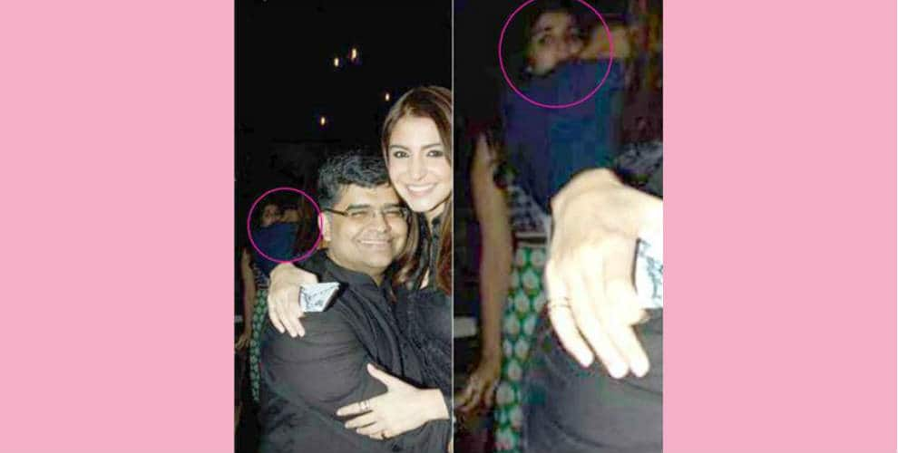 sidharth and alia getting cossy at party