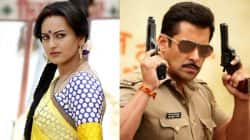 Here's what Sonakshi Sinha had to say about being part of Salman Khan's Dabangg 3!