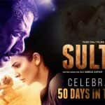 After Salman Khan's Bajrangi Bhaijaan, Sultan too completes 50 days in theatres!