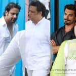Govinda, Yashvardan, Karan Singh Grover attend the funeral of Krushna Abhishek's father - view HQ pics!