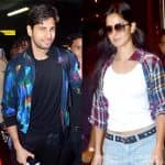 Sidharth Malhotra ditches GF Alia Bhatt and lands with onscreen ladylove Katrina Kaif - View HQ Pics!