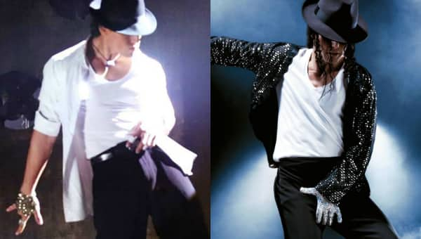 Here's how Tiger Shroff is trying to recreate Michael Jackson's trademark steps for Munna Michael!