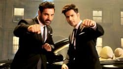 Varun Dhawan and John Abraham ready for Dishoom 2!