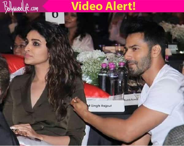 Parineeti Chopra opens up about working with Varun Dhawan in Judwaa 2 – Watch video!