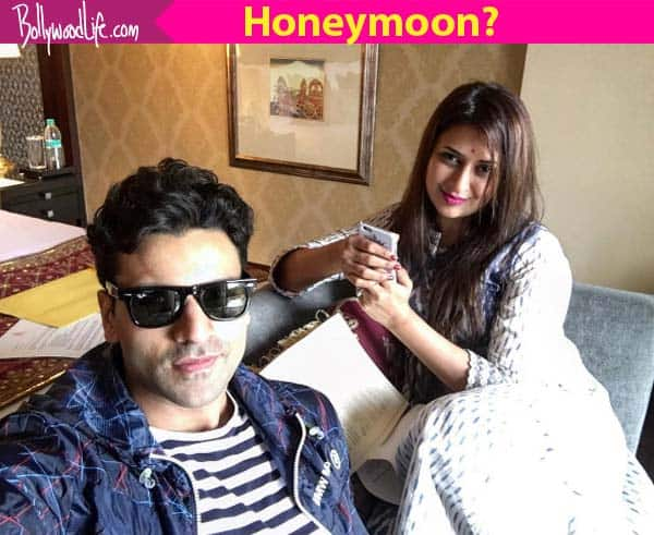 Divyanka Tripathi and Vivek Dahiya are off on a secret honeymoon in Udaipur!