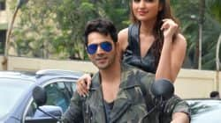 Parineeti Chopra blames jet lag for NOT knowing what she is doing in Varun Dhawan's Judwaa 2 – watch video!