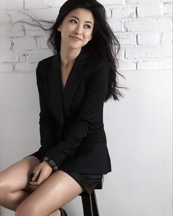 Zhu zhu chinese actress