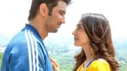 EXCLUSIVE: Sushant Singh Rajput and Kiara Advani romance with their eyes in this still of MS Dhoni: The Untold Story song Jab Tak