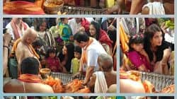 Aishwarya Rai Bachchan with daughter Aaradhya left fans in a FRENZY at GSB Ganpati Mandal! – view pics!