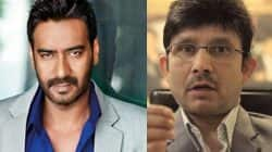 Kamaal R Khan's reply to Ajay Devgn over being paid by Karan Johar to badmouth Shivaay will STUN you