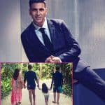 Akshay Kumar shares a family picture but it's not what you think it is!