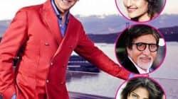 Amitabh Bachchan, Sonakshi Sinha, Shruti Haasan wish Akshay Kumar on his birthday – view tweets!
