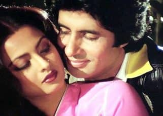 Shocking: Rekha reveals the woman that stopped her from working with Amitabh Bachchan