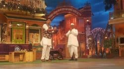 Kapil Sharma warmly welcomes Anna Hazare on The Kapil Sharma Show – here are all the Deets!