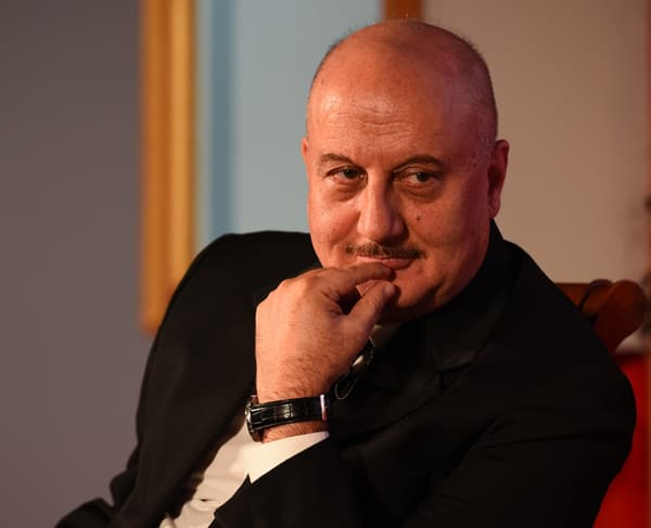 Anupam Kher speaks on MNS controversies, saying India comes first!