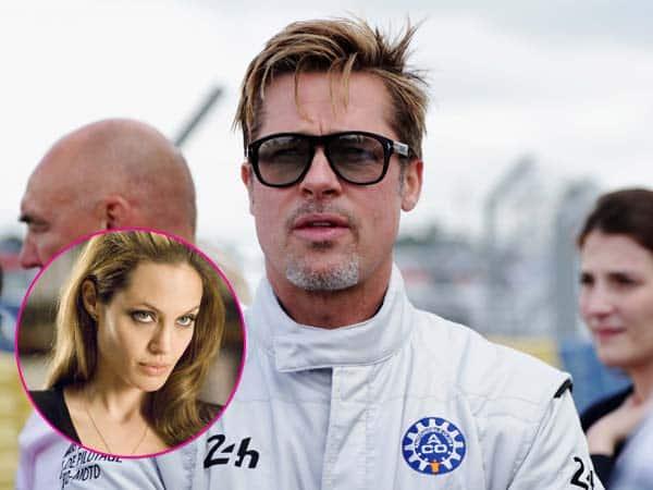 Did Angelina Jolie keep Brad Pitt in the DARK about her divorce plans?