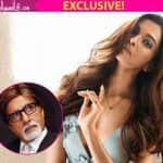Deepika Padukone was paid HIGHER than Amitabh Bachchan in Piku, confirms the megastar - watch video!