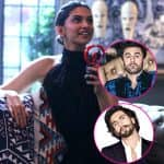Deepika Padukone asked to CHOOSE between Ranveer Singh and Ranbir Kapoor as best dancer and this is what she said!