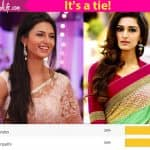Kuch Rang Pyar Ke Aise Bhi's Erica Fernandes gives Yeh Hai Mohabbatein's Divyanka Tripathi a tough competition - find out how!
