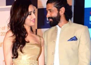 All's not well between Shraddha Kapoor and Farhan Akhtar?