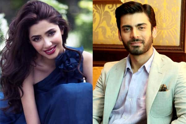 Fawad Khan and Mahira Khan banned by Indian Motion Picture Producers Association following MNS threat!
