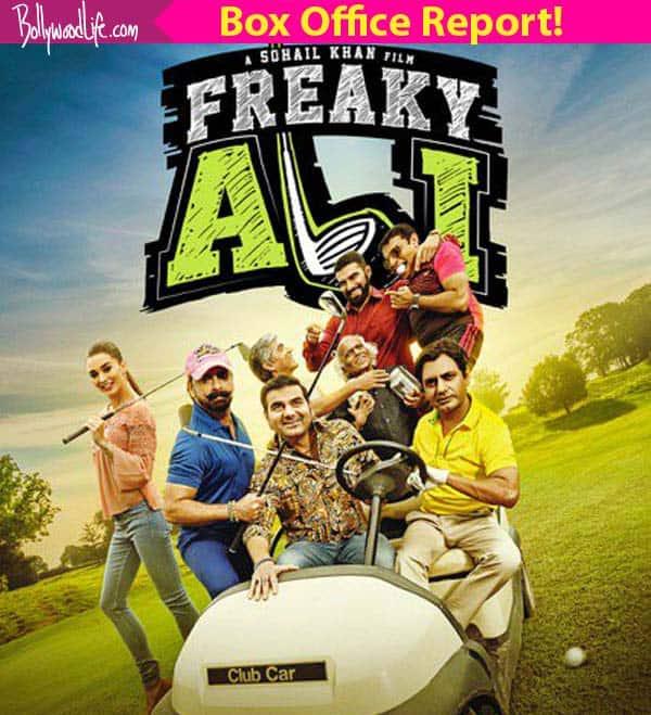 Freak Ali box office collection day 1: Nawazuddin Siddiqui and Amy Jackson's film earns Rs 2.55 crore!