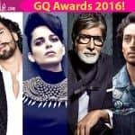 GQ Awards 2016: Amitabh Bachchan, Kangana Ranaut, Ranveer Singh, Tiger Shroff bag TOP HONOURS!