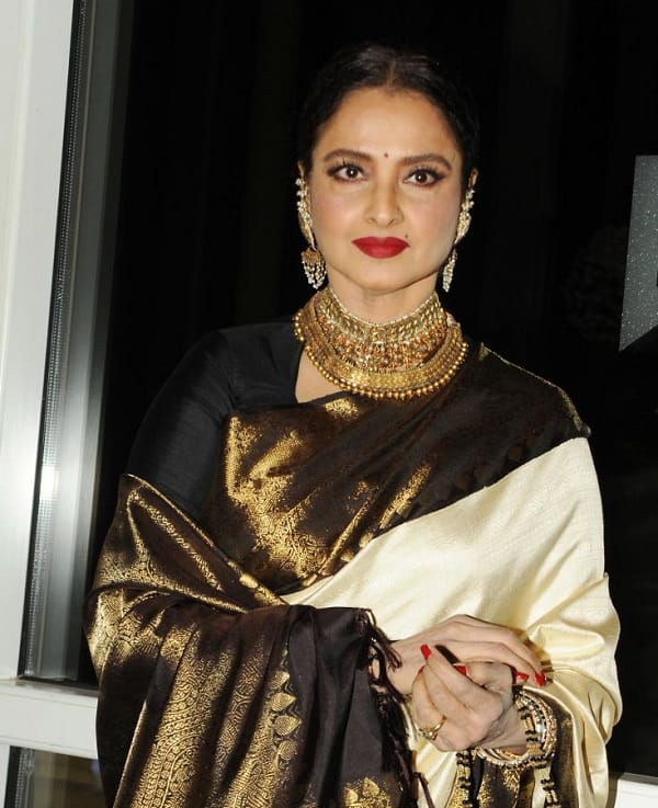 Disgusting! Anupam Kher allegedly called Rekha a national vamp post her husband's death!
