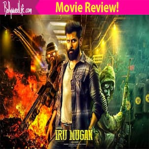 Iru Mugan movie review: Chiyaan Vikram's LOVE avatar is the only saving grace of this average actioner!