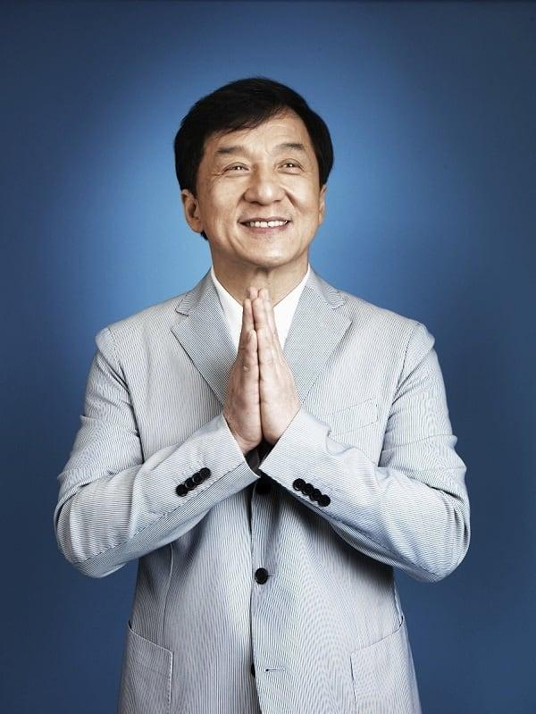 Good news! Jackie Chan...