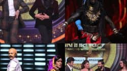 Jhalak Dikhhla Jaa 9: Salman Yusuff Khan gets a standing ovation from Karan Johar and Jacqueline Fernandez for his gender swap act