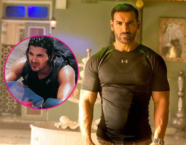 John Abraham Goes Completely Nude, Covers His Modesty Only
