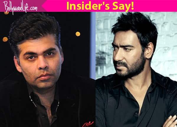 Ajay Devgn vs Karan Johar's big box office battle this Diwali just got UGLY!