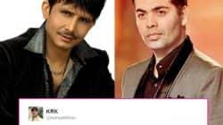 BUSTED! Kamaal R Khan's lie about Karan Johar paying him Rs 25 lacs to defame Shivaay!