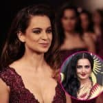 Rekha loved Kangana Ranaut in a film that you might NOT even remember