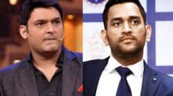 MS Dhoni REFUSES to go on The Kapil Sharma Show?