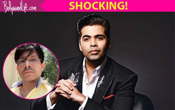 SHOCKING! Leaked phone conversation of Kamaal R Khan revealing Karan Johar paid him Rs 25 lakh to badmouth Shivaay!